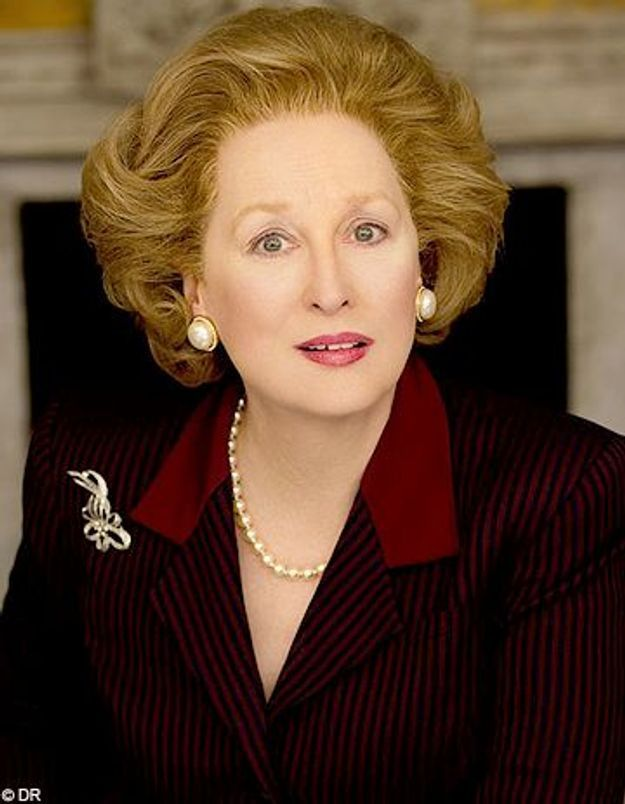 Meryl Streep en Margaret Thatcher : première photo !