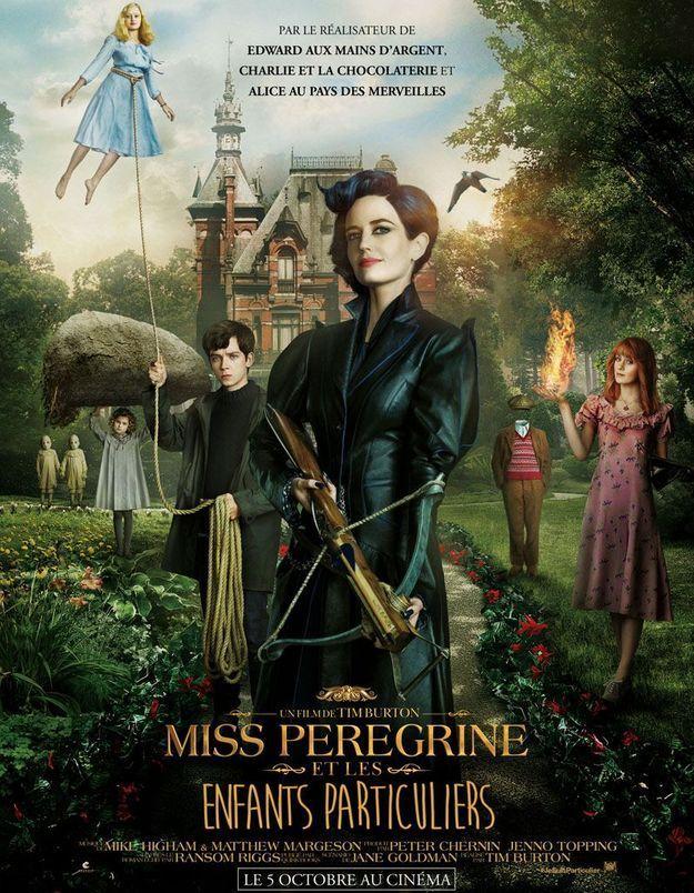 « Miss Peregrine et les enfants particuliers » : terreur et humour au rendez-vous
