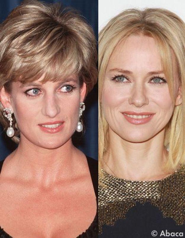 Naomi Watts sera Lady Diana au cinéma