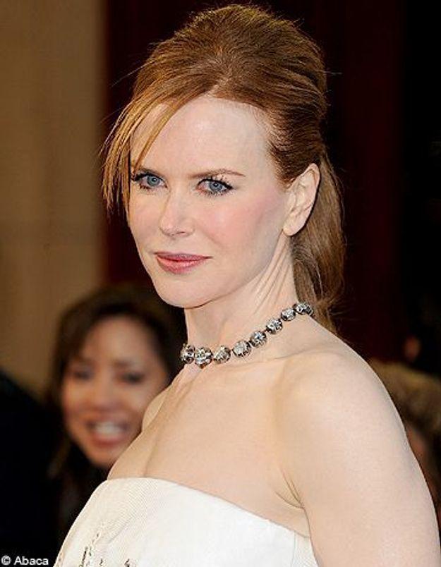 Nicole Kidman devrait interpréter Grace Kelly