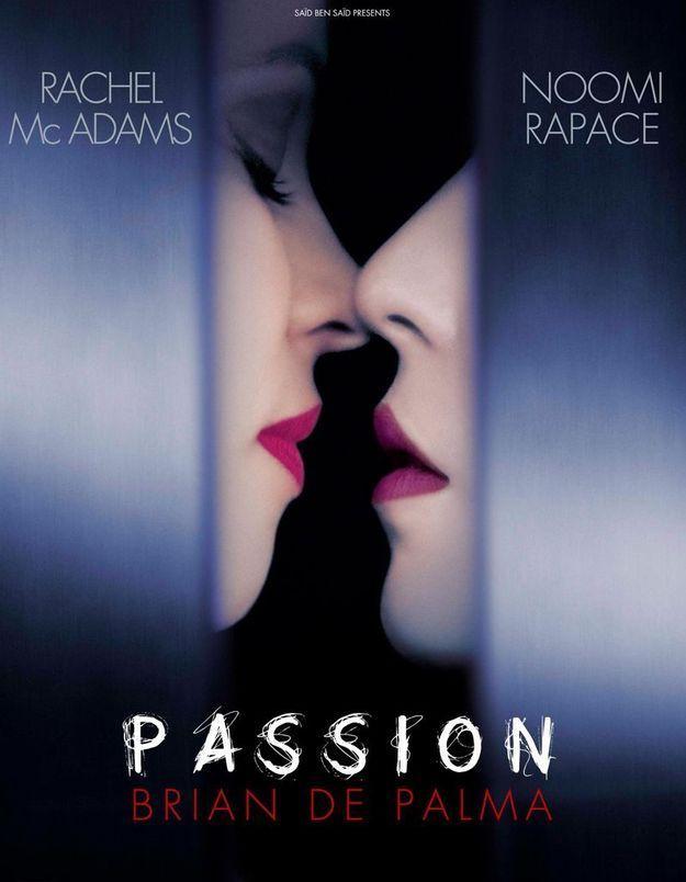 Noomi Rapace et Rachel McAdams, sulfureuses pour Brian De Palma
