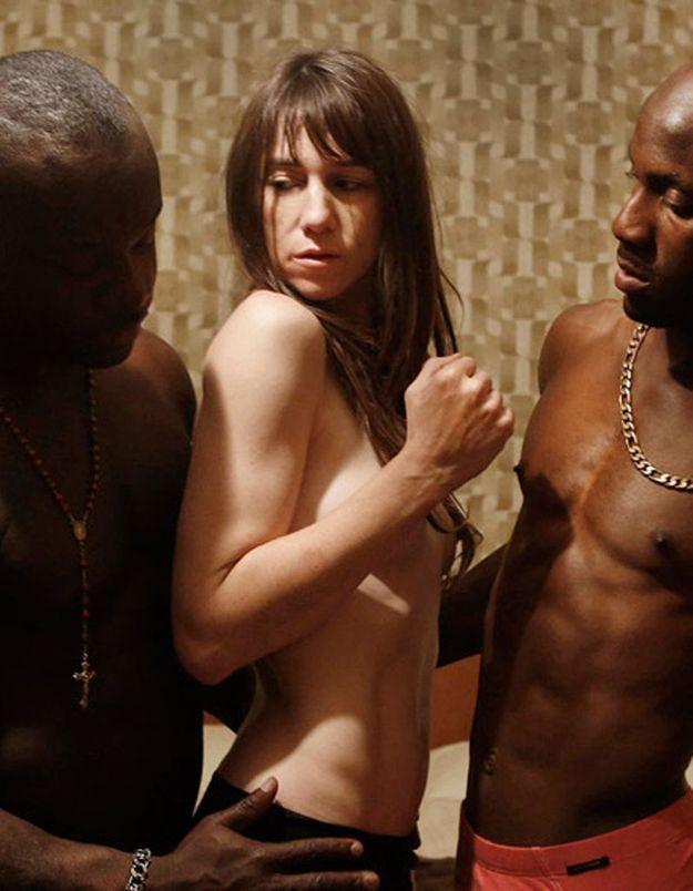 « Nymphomaniac » : un nouveau cliché dévoile Charlotte Gainsbourg