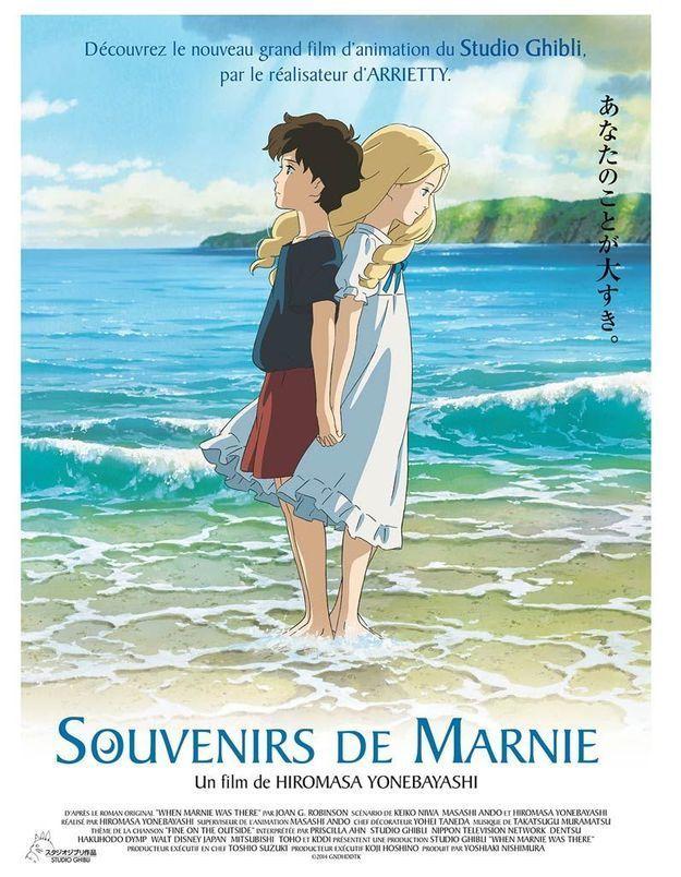 On a vu « Souvenirs de Marnie », le dernier-né du studio Ghibli sans Miyazaki