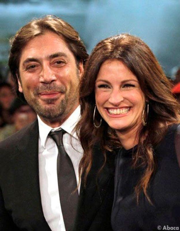 Oscars 2011 : Julia Roberts vote pour Javier Bardem !
