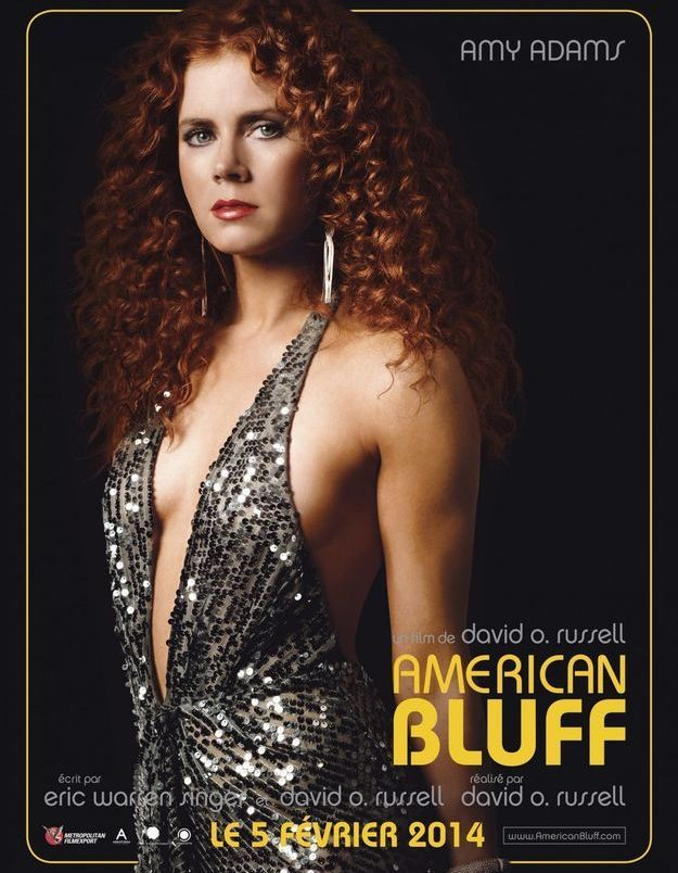 Oscars 2014 : « American Bluff » décroche 7 nominations