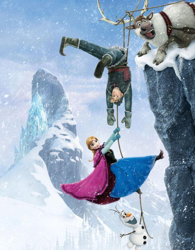 Oscars 2014: «La Reine des Neiges» élu meilleur film d'animation!