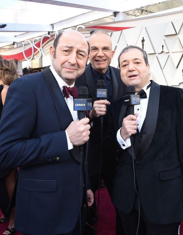 Oscars 2019 : Kad Merad crée le malaise sur le tapis rouge