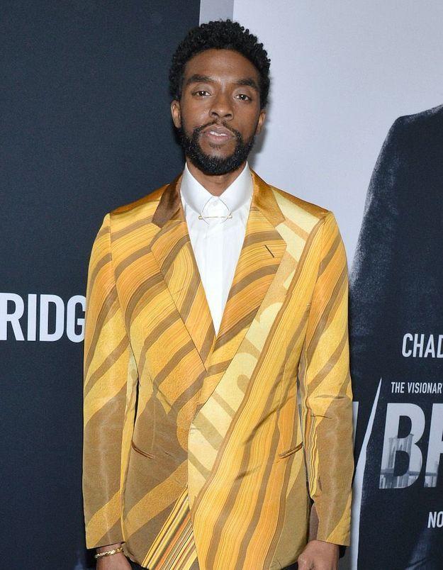 Oscars 2021 : Chadwick Boseman pourrait être nommé pour recevoir l'Oscar du meilleur acteur