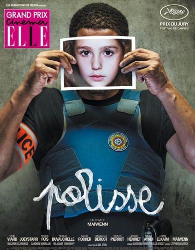 « Polisse » remporte notre Grand Prix Cinéma ELLE