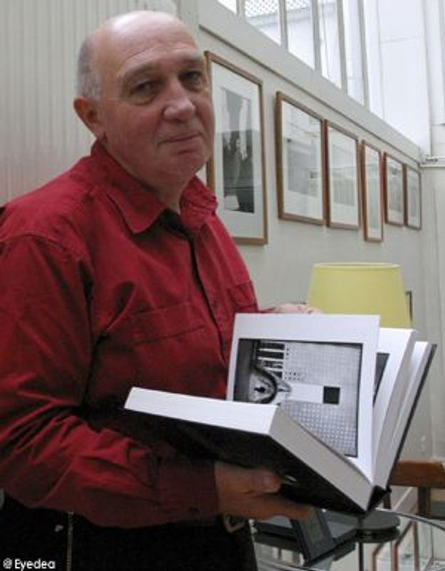 Raymond Depardon remporte le prix Louis-Delluc