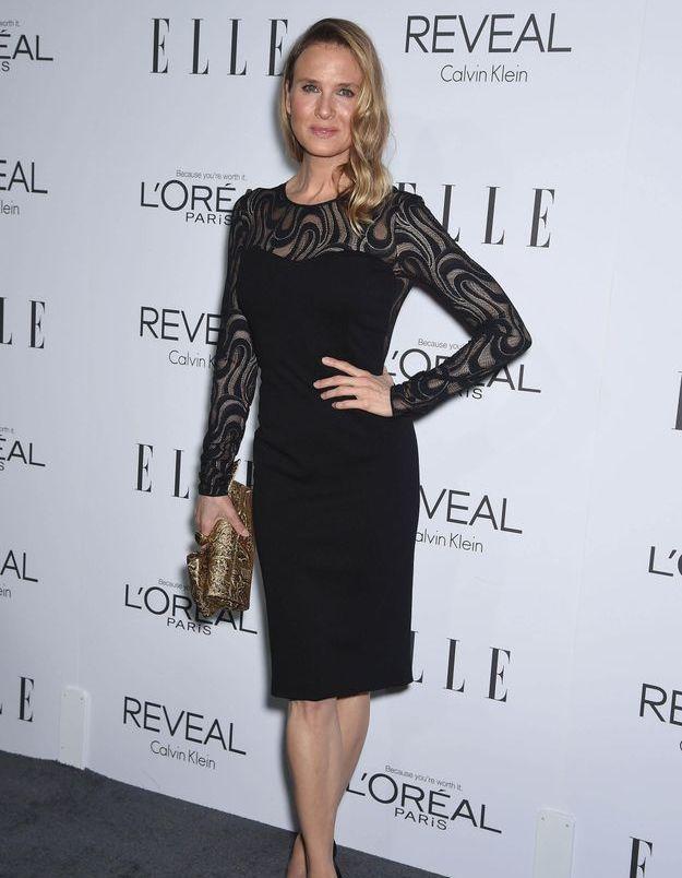 Renee Zellweger : découvrez la première photo de Bridget Jones 3