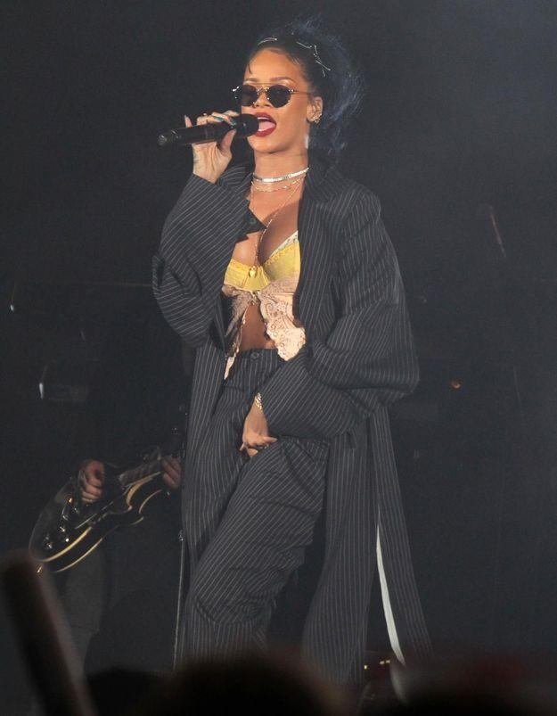 Rihanna, héroïne du nouveau film de Luc Besson