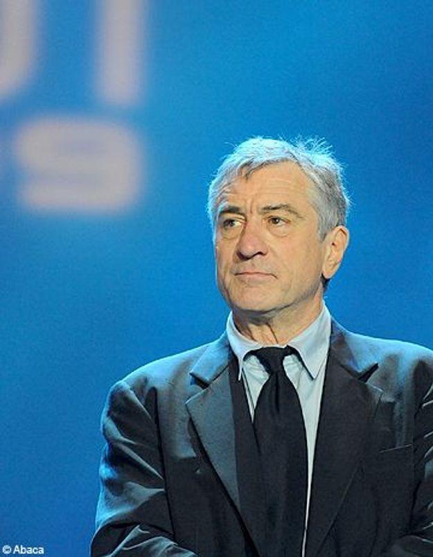 Robert de Niro, président du Festival de Cannes 2011