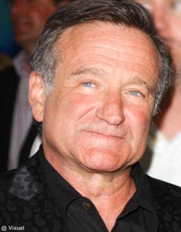 Robin Williams en Susan Boyle ? Finalement, c'est non !