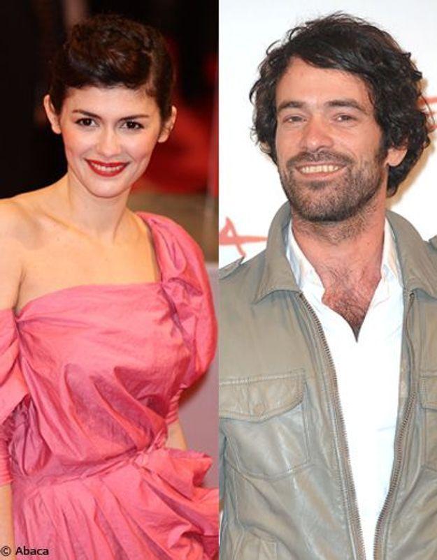 Romain Duris et Audrey Tautou à nouveau réunis au cinéma