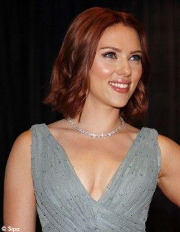 Scarlett Johansson chantera dans son prochain film