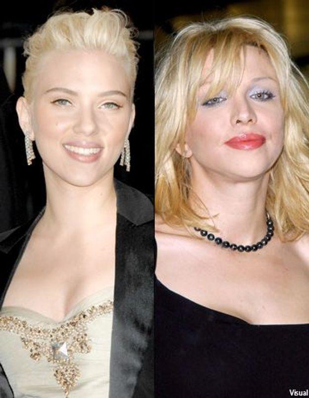 Scarlett Johansson dans la peau de Courtney Love ?