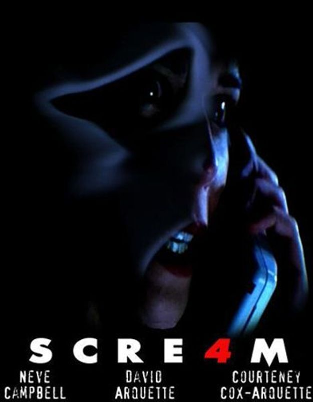 Scream 4 : le tueur au masque reprend du service en 2011