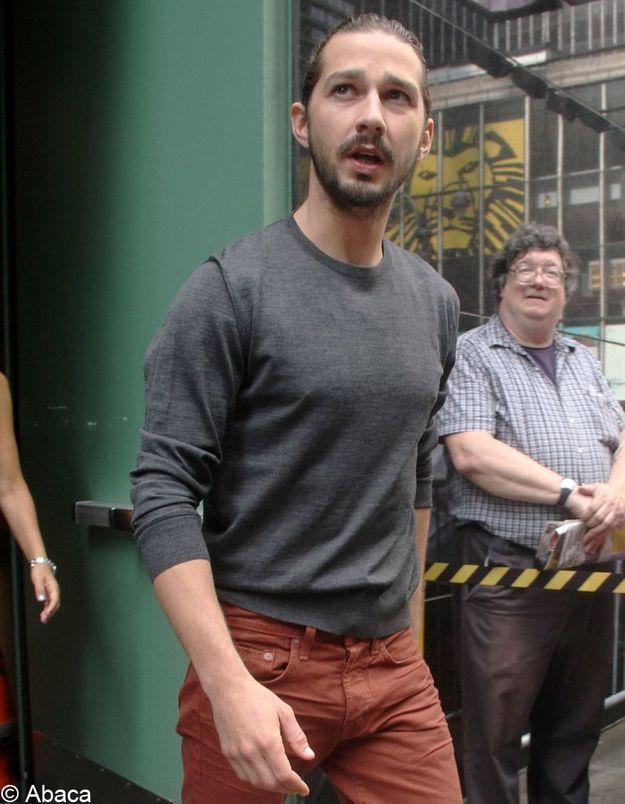 Shia Labeouf: acteur (presque) porno dansle prochain filmde Lars von Trier