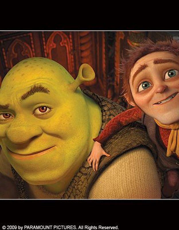 Shrek 4 : découvrez la bande annonce