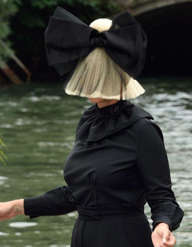 Sia : après la musique, la chanteuse prépare un film