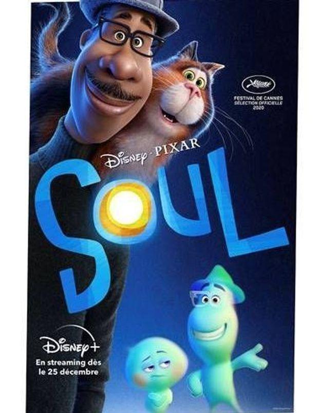 Soul : qui sont les voix françaises du nouveau film d'animation Pixar ?