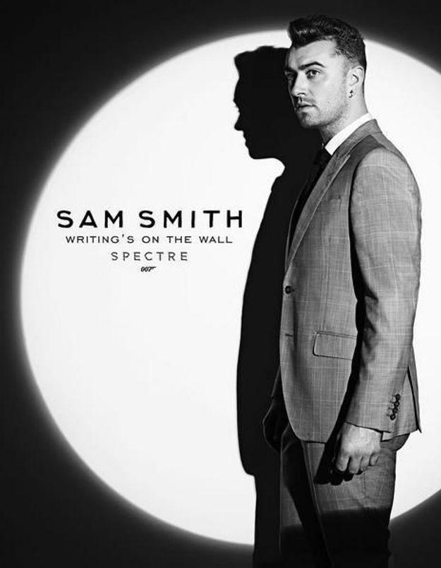 Sam Smith interprétera la bande originale de « Spectre », le nouveau James Bond