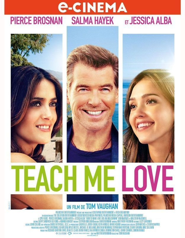« Teach Me Love » : la dernière rom-com avec Pierce Brosnan ?