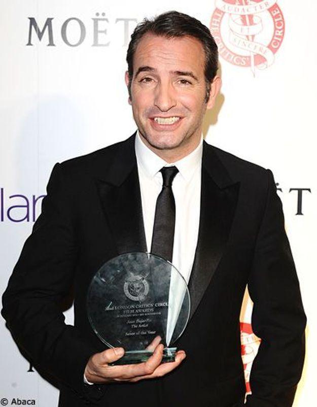« The Artist » rafle trois récompenses à Londres