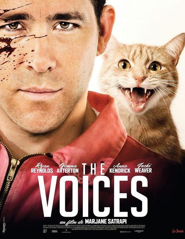 The Voices : le thriller drôle et décalé de Marjane Satrapi