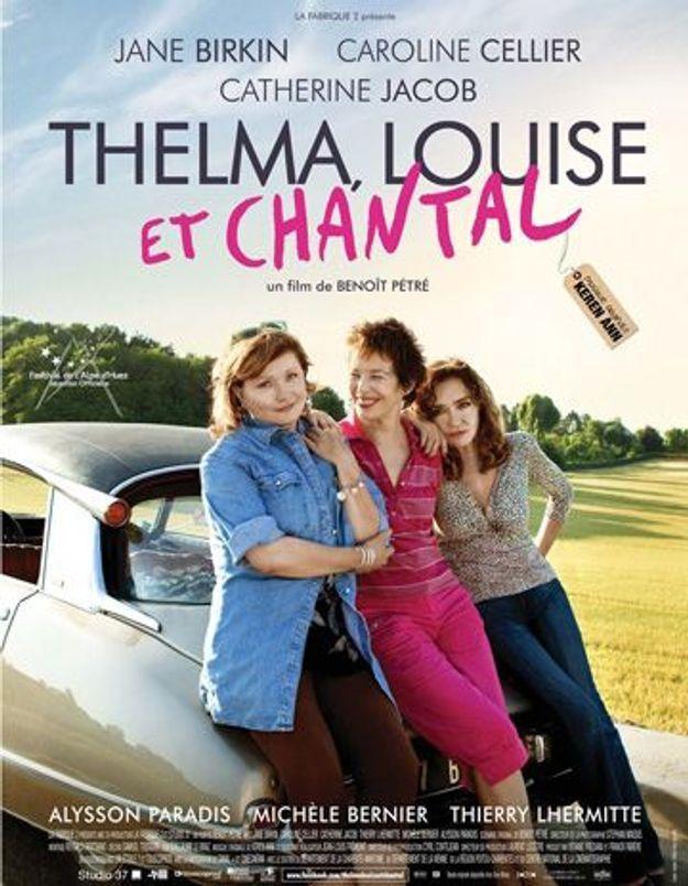 « Thelma, Louise et Chantal » : j'y vais / j'y vais pas ?