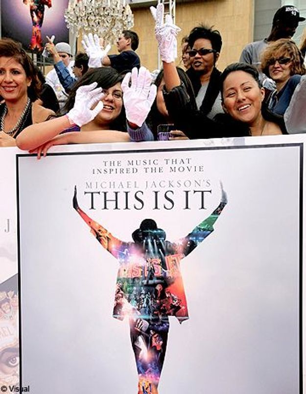 « This Is It » juste deux semaines en salles ? Intox !