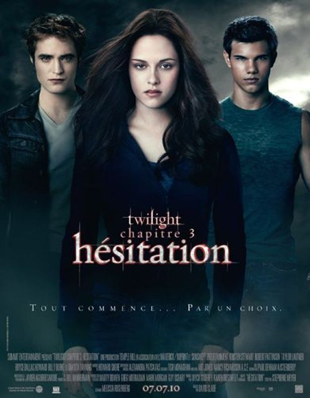 """« Twilight chapitre 3 : Hésitation """". J'y vais ? J'y vais pas ?"""
