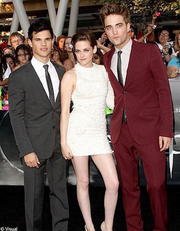 Twilight : les acteurs touchent des cachets record