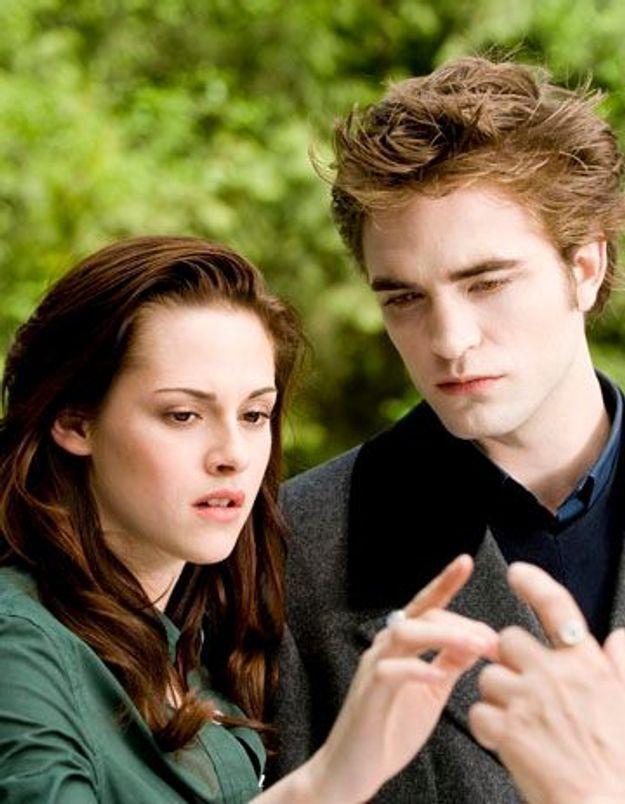 """"""" Twilight """" sur le divan"""
