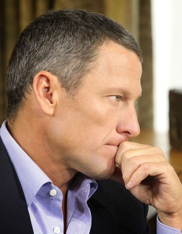 Un biopic conscacré à Lance Armstrong
