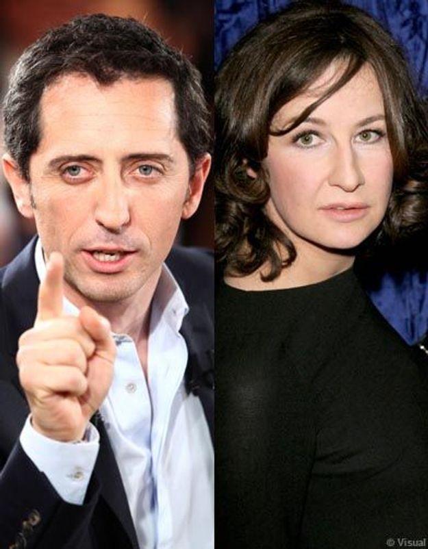 Valérie Lemercier et Gad Elmaleh présenteront les César