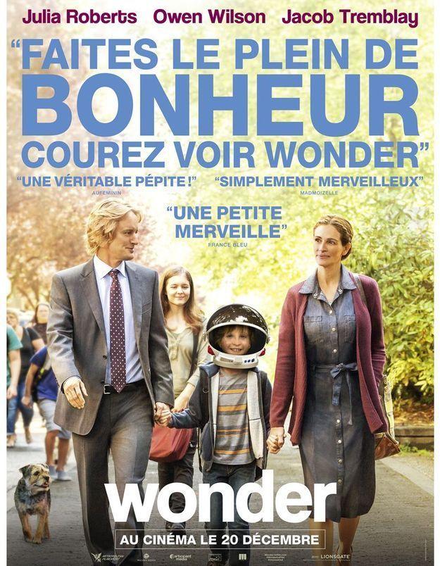 Venez assister à l'avant-première de « Wonder » au Royal Monceau !