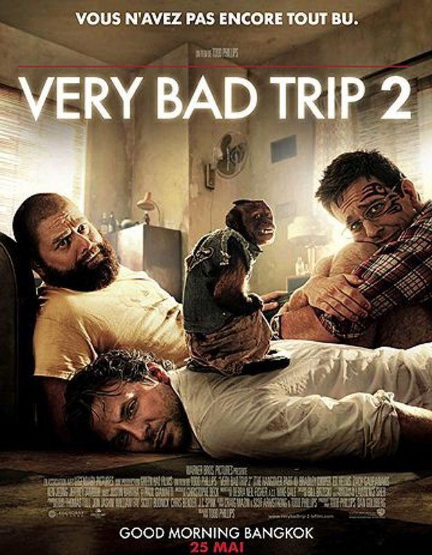 «Very bad trip 2»: la meute est de retour!