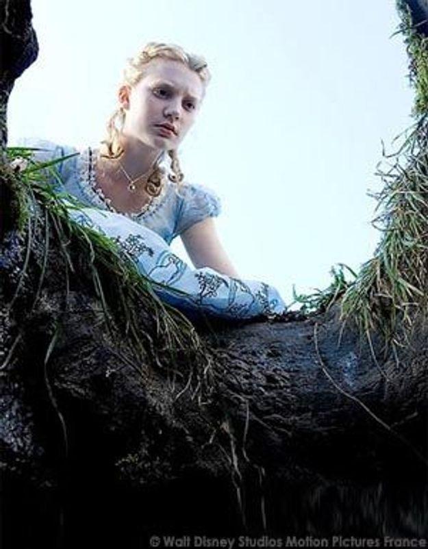 Vidéo : Johnny Depp dans « Alice au Pays des Merveilles » !