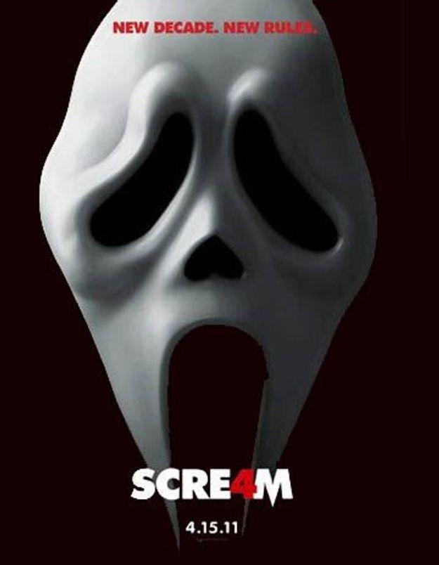 Vidéo : les premières images de « Scream 4 » !