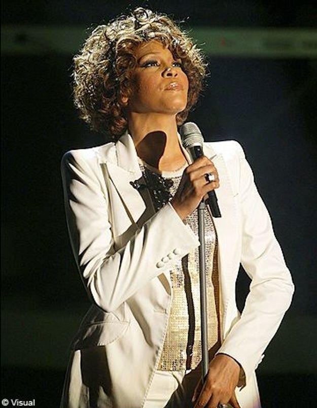 Whitney Houston : son grand retour au cinéma ?