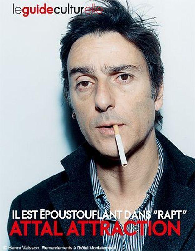 """Yvan Attal : méconnaissable et anorexique dans """"Rapt"""""""