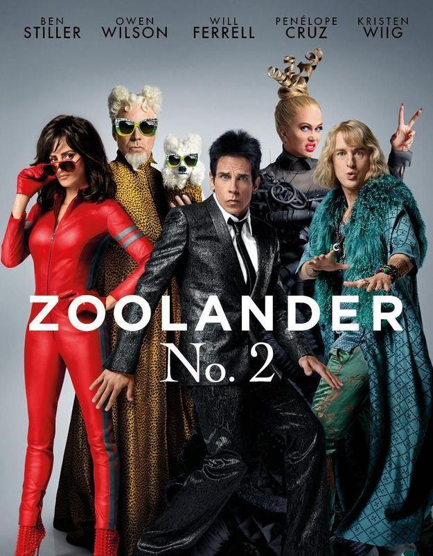 « Zoolander 2 » : un nouvel extrait délirant avec Penélope Cruz