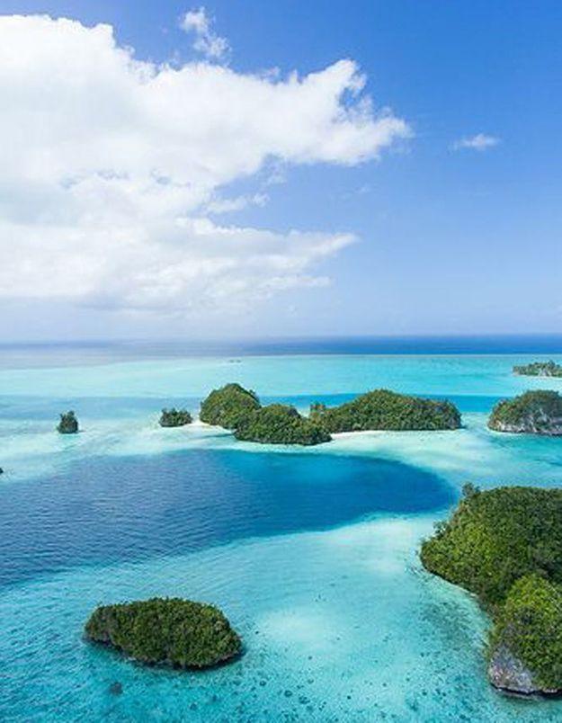 Palau, en Micronésie