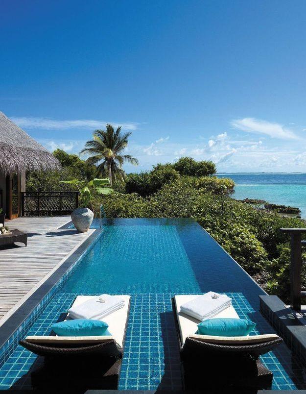 Le Shangri-La Villingili Maldives : le luxe et l'expérience