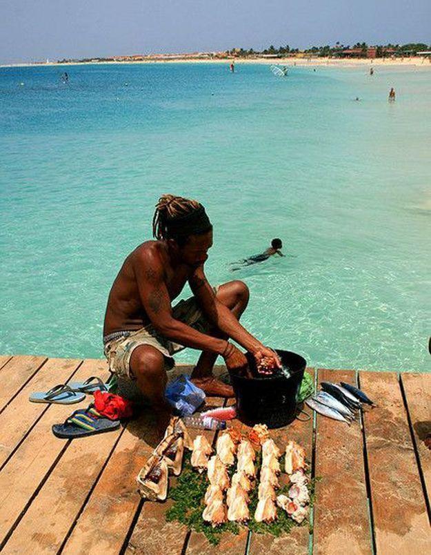 Brava, au Cap-Vert