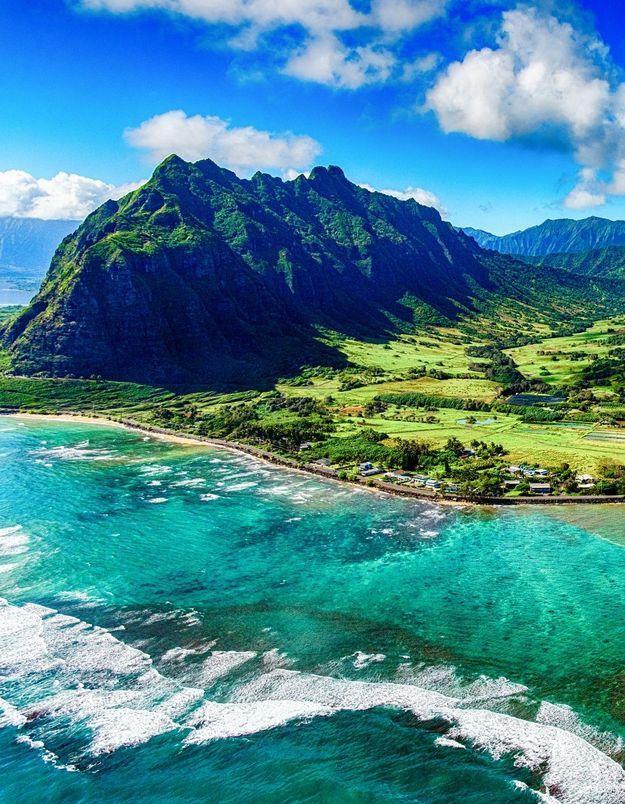 10) Hawaï