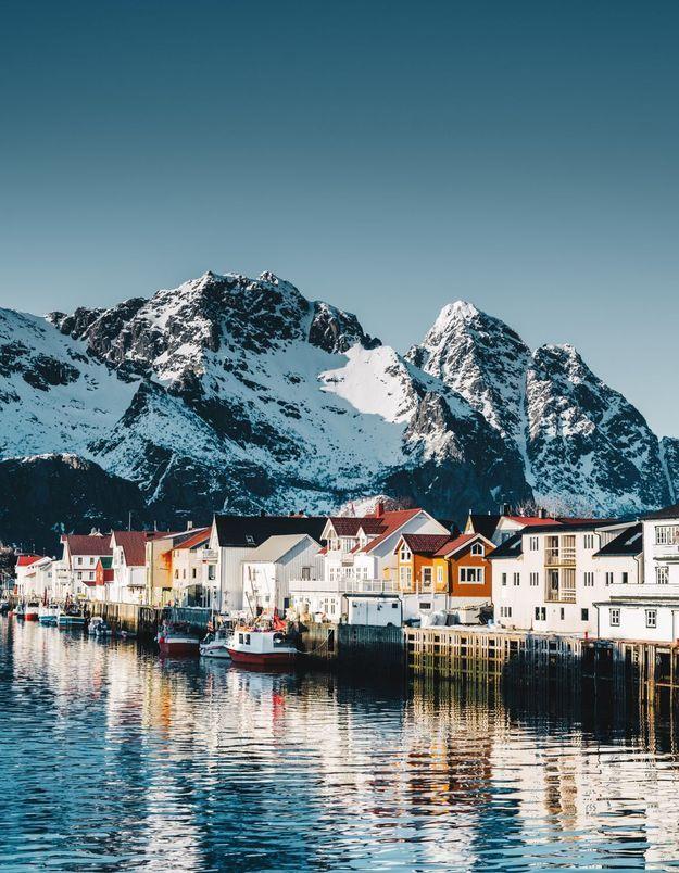 5) La Norvège