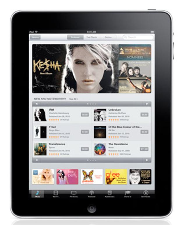 Apple présente iPad, une tablette de rêve ?